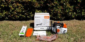 STIHL MS461 CHAINSAW with 25″ Bar - Texas Direct